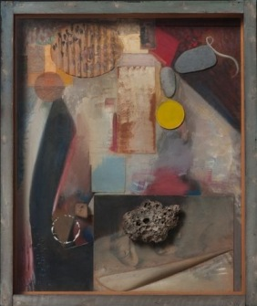 Kurt Schwitters, Anything with a Stone 1941/1944. Sprengel Museum Hannover