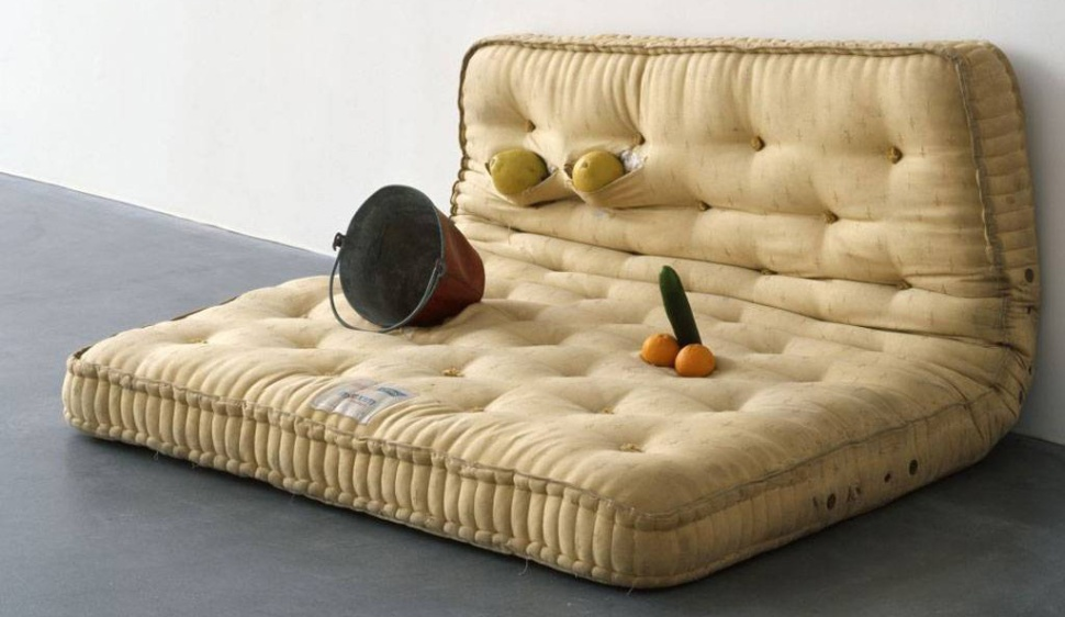 Sarah Lucas, 'Au Naturel', 1994. (© Sadie Coles HQ, London)