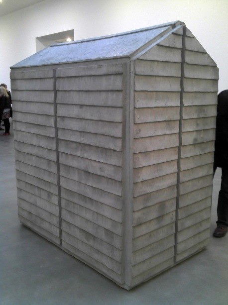 Rachel Whiteread, Untitled 2012. © Kat Hayes