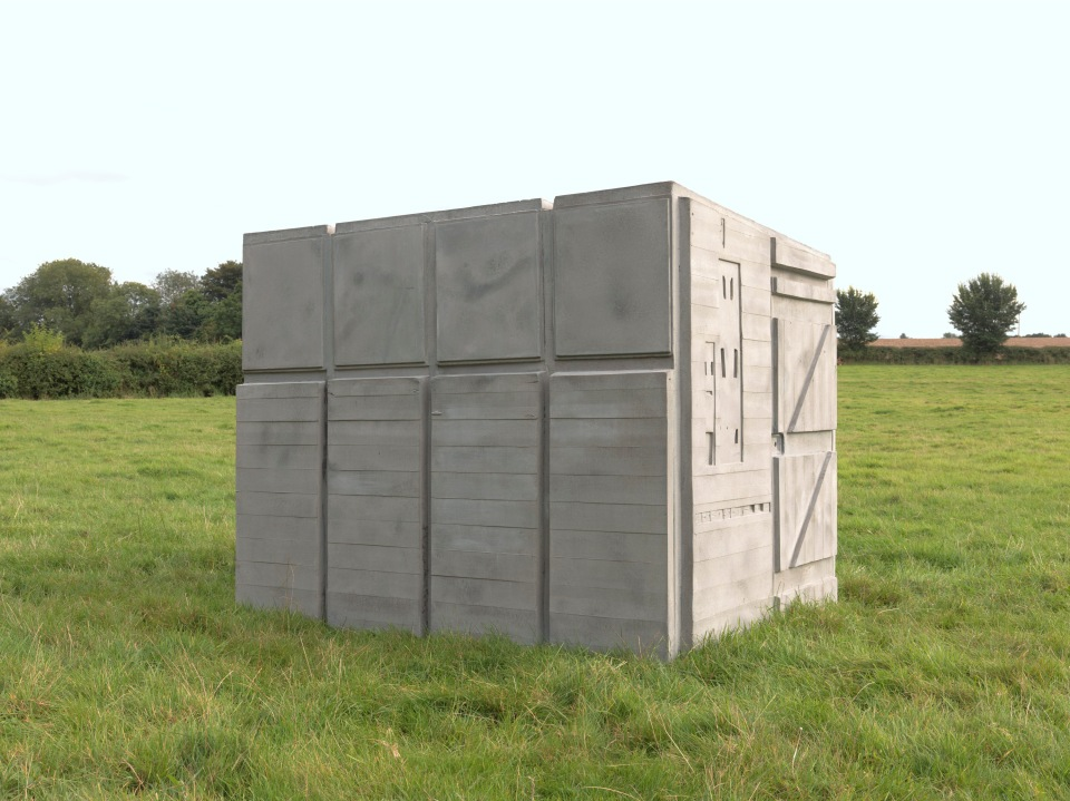 Rachel Whiteread, Untitled 2012. © Mike Bruce/ Gagosian Gallery