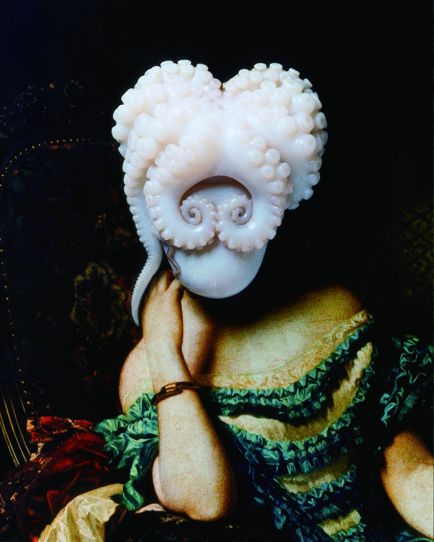 Yumiko Utsu, 'Octopus Portrait' (2009).